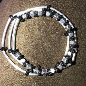 One of a kind bracelets